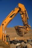 Escavatore Fotografie Stock Libere da Diritti
