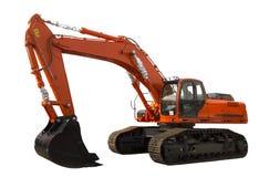 escavatore Immagini Stock
