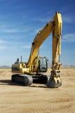 Escavatore a cucchiaia rovescia 8 Immagini Stock