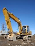 Escavatore a cucchiaia rovescia imponente Immagine Stock Libera da Diritti