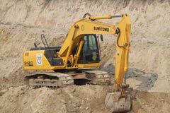 escavatori Immagini Stock