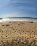 Escena #5 de la playa imagenes de archivo