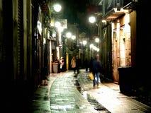 Escena de la calle Fotografía de archivo