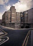 Escena de la calle de Londres Imagenes de archivo