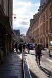 Escena 7 de la calle de París Imagen de archivo