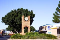 Escena de la calle en Emerald Queensland imágenes de archivo libres de regalías