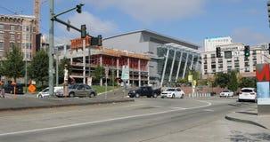 Escena de la calle en Tacoma, Washington 4K metrajes