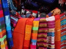 Escena de la calle de Essaouira Medina, Marruecos Imagen de archivo libre de regalías