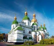 Escena de la ciudad de Kyiv Fotografía de archivo
