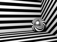 Escena de la esfera libre illustration