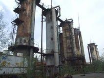 Escena de la fábrica imagen de archivo