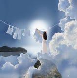 Escena de la fantasía Fotos de archivo libres de regalías