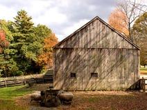 Escena de la granja Foto de archivo libre de regalías