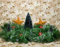Escena de la Navidad foto de archivo libre de regalías