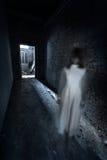 Escena de la película de terror Imagen de archivo