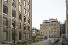 Escena de la universidad de McGill Fotografía de archivo