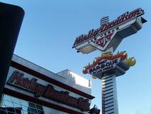 Escena de Las Vegas fotografía de archivo