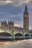 Escena de Londres Imagen de archivo libre de regalías