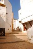 Escena de Medina, Rabat, Marruecos Imágenes de archivo libres de regalías