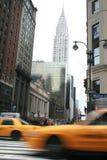 Escena de Nueva York Fotografía de archivo