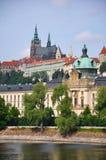 Escena de Praga Fotografía de archivo libre de regalías