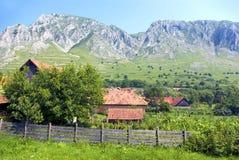 Escena de Transilvania imagen de archivo libre de regalías