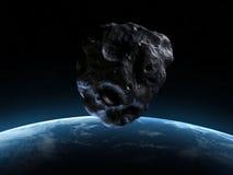Escena del Armageddon ilustración del vector