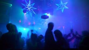 Escena del club nocturno Imagen de archivo libre de regalías