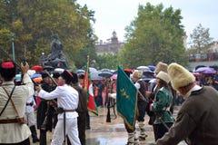 Escena del día de la celebración de Plovdiv Fotos de archivo