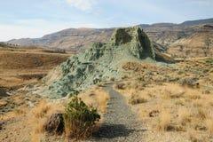 Escena del desierto en Oregon Fotografía de archivo libre de regalías