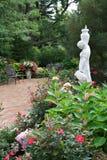 Escena del jardín fotos de archivo libres de regalías
