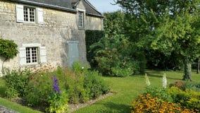 Escena del jardín del país Imagenes de archivo