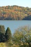 Escena del lago Imagen de archivo