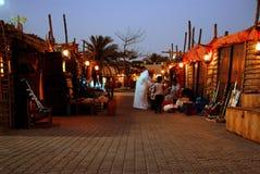 Escena del mercado Fotografía de archivo libre de regalías
