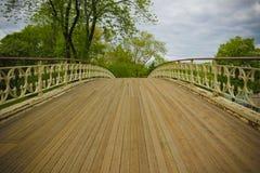 Escena del paisaje del Central Park Foto de archivo libre de regalías