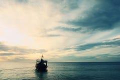 Escena del paisaje marino Fotografía de archivo libre de regalías