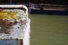 Escena del puerto, primer Imagen de archivo