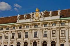 Escena en Viena, Austria Imágenes de archivo libres de regalías
