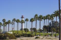 Escena hermosa alrededor del puerto del arco iris Imagen de archivo