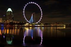 Singapur flyer18 fotos de archivo