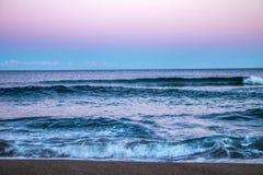 Escena hermosa del océano Imagen de archivo libre de regalías
