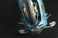 Escena modelo de la motocicleta Imagen de archivo libre de regalías