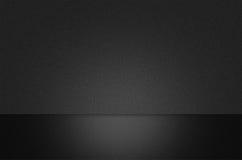 Escena o fondo negra de la textura Imágenes de archivo libres de regalías