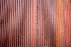 Escena oxidada de la ciudad Fotografía de archivo