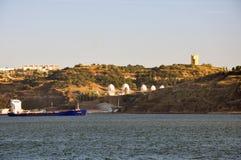 Escena portuguesa del destino Foto de archivo libre de regalías