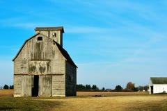 Escena rústica del granero Imágenes de archivo libres de regalías