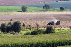Escena rural Foto de archivo
