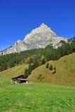 Escena suiza Foto de archivo libre de regalías