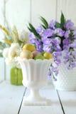Escena temática de la vida del día de fiesta de Pascua aún en luz natural Fotos de archivo
