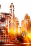 Escena urbana Imagen de archivo